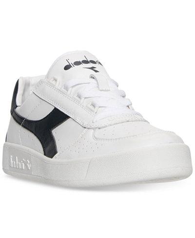 Diadora Men's B. Elite Casual Sneakers from Finish Line