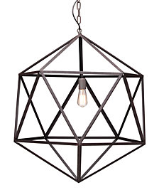 Zuo Amethyst Ceiling Lamp