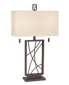 Pacific Coast Crossroads Table Lamp