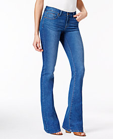 Style & Co Petites Curvy Boot-Cut Jeans, Created for Macy's