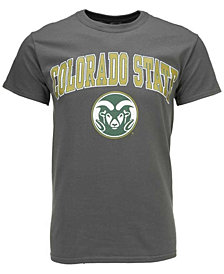 New Agenda Men's Colorado State Rams Midsize T-Shirt