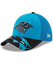 New Era Carolina Panthers 2017 Draft 39THIRTY Cap