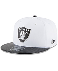New Era Boys' Oakland Raiders 2017 Draft 59FIFTY Cap