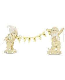Department 56 Snowbabies Believe Collectible Figurine