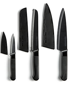 KitchenAid 3-Pc. Ceramic Cutlery Set