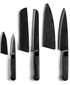 KitchenAid® 3-Pc. Ceramic Cutlery Set