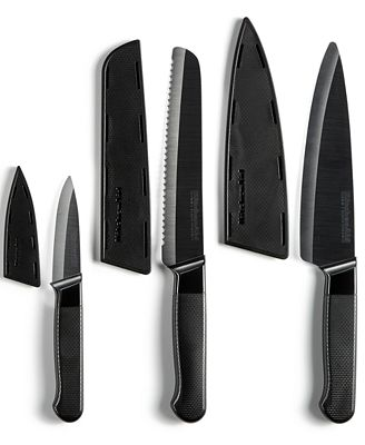 Kitchenaid Cutlery kitchenaid 3-pc. ceramic cutlery set - cutlery & knives - kitchen