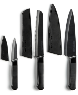 KitchenAid 3-Pc. Ceramic Cutlery Set