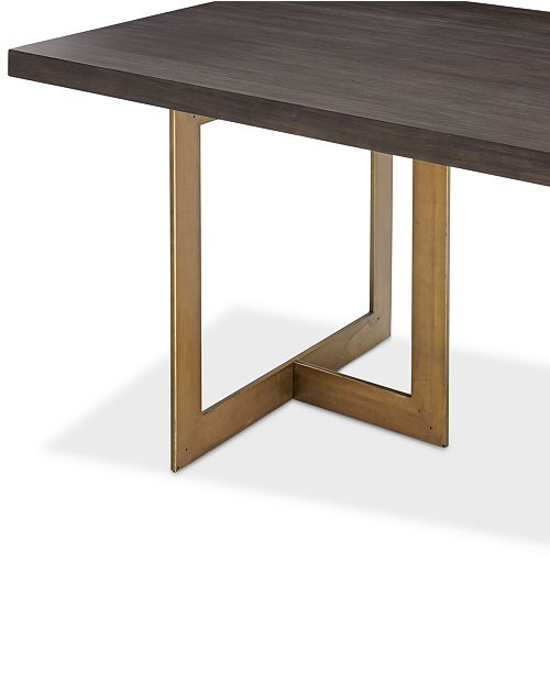 Macys Furniture Houston: Furniture Cambridge Dining Table, Created For Macy's