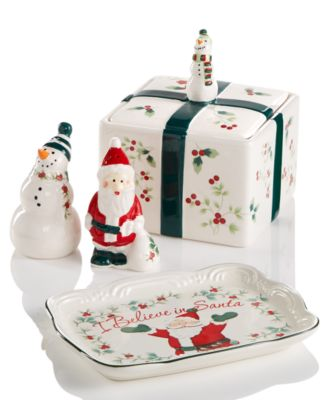 Winterberry Happy Holidays Santa 11