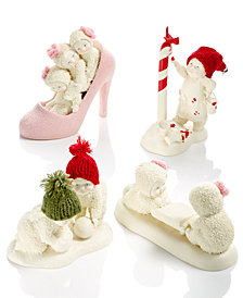 Department 56 Snow Babies Collectible Figurine Collection