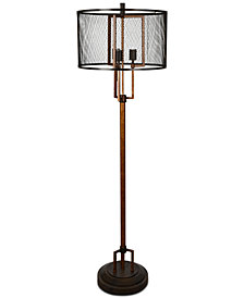 Crestview Winchester Floor Lamp