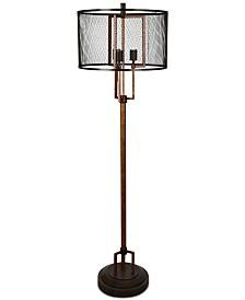 Crestview Winchester Floor Lamp