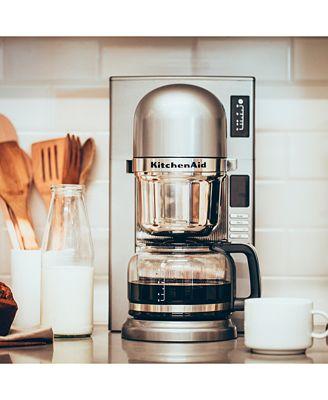 Kitchen Aid Coffee Maker | Kitchenaid Kcm0802 Custom Pour Over Coffee Maker Coffee Tea