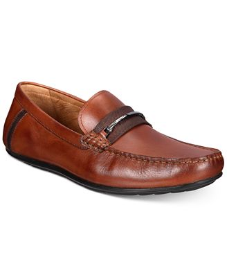 Alfani Men's Tony Textured Drivers Created for Macy's