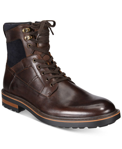 Bar Iii Men S Miles Lace Up Boots Created For Macy S