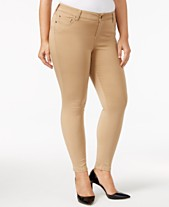 184cdce545fbb Celebrity Pink Trendy Plus Size Colored Skinny Jeans