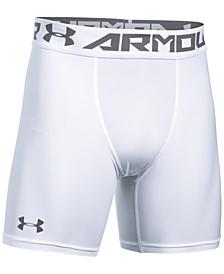 """Men's HeatGear® Armour Mid Compression 6"""" Shorts"""