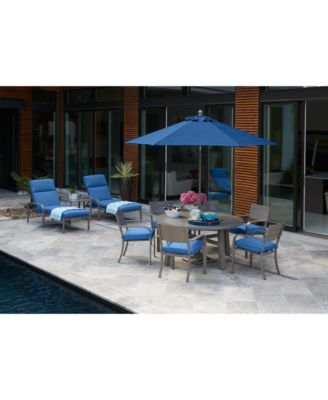 CLOSEOUT Ocean Port Outdoor Dining Collection Created for Macys