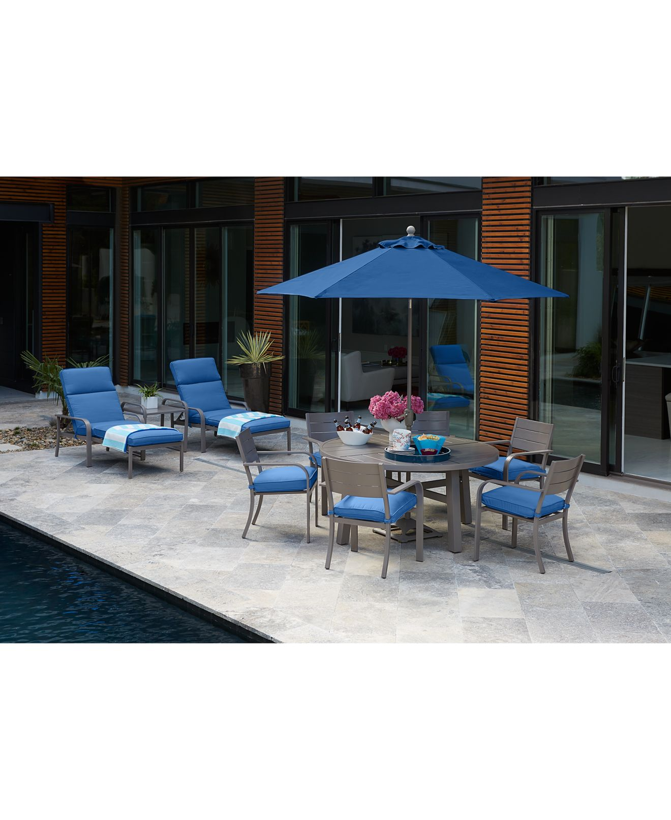 Outdoor Patio Furniture Macy s