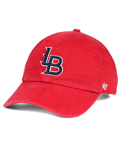 '47 Brand Louisville Bats MiLB Clean Up Cap