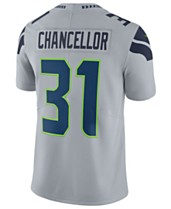 42a6d3ba817 Nike Men s Kam Chancellor Seattle Seahawks Vapor Untouchable Limited Jersey