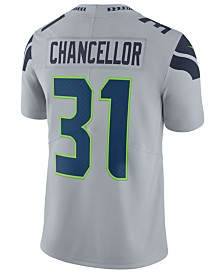 Nike Men's Kam Chancellor Seattle Seahawks Vapor Untouchable Limited Jersey