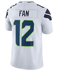 Men's Fan #12 Seattle Seahawks Vapor Untouchable Limited Jersey