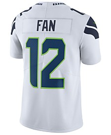 Nike Men's Fan #12 Seattle Seahawks Vapor Untouchable Limited Jersey