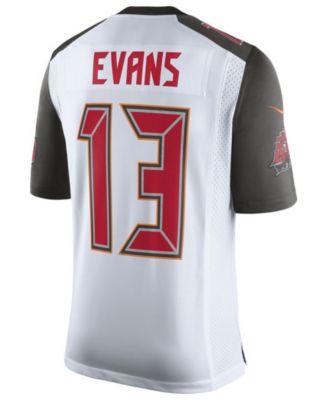 """Mike Evans Tampa Bay Buccaneers /""""Air/""""  jersey Hooded SWEATSHIRT HOODIE"""