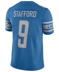 Nike Men's Matthew Stafford Detroit Lions Vapor Untouchable Limited Jersey