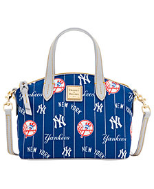 Dooney & Bourke New York Yankees Nylon Mini Crossbody Satchel