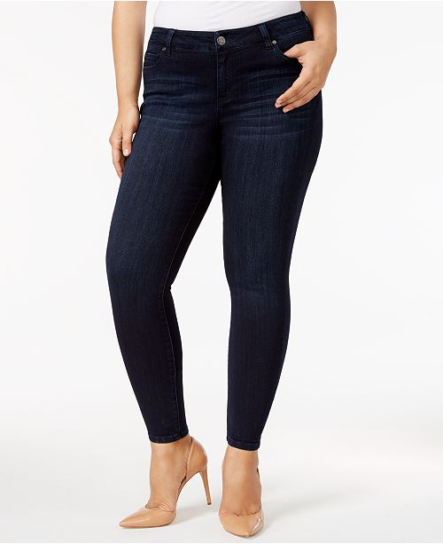 e41cfda7d17 ... Celebrity Pink Trendy Plus Size Infinite Stretch Dawson Super-Skinny  Jeans ...