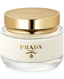 Prada La Femme Prada Velvet Body Cream, 6.8 oz.