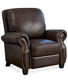Norvil Faux Leather Recliner