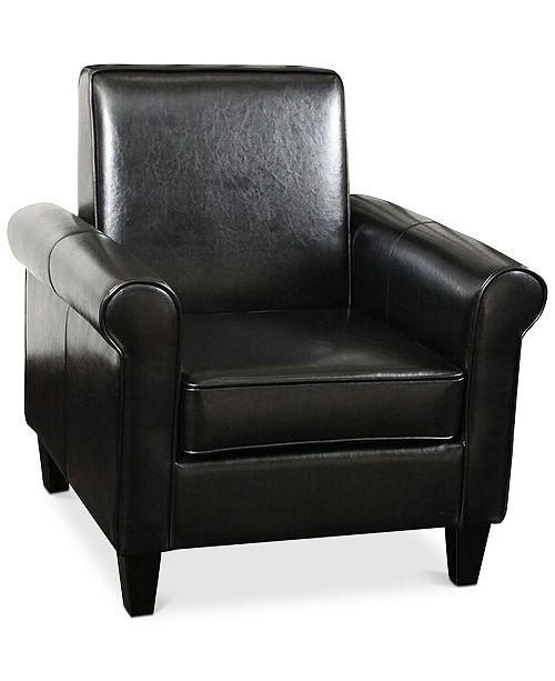 Gasten Club Chair, Quick Ship