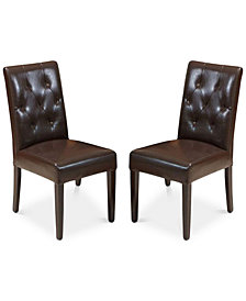 Maldan Dining Chairs (Set Of 2), Quick Ship