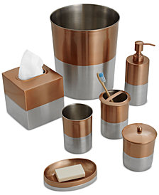 Paradigm Empire Copper Bath Accessories Collection