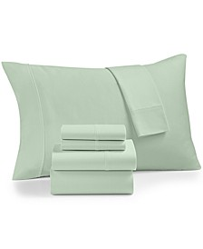 CLOSEOUT! Essex StayFit 6-Pc Queen Sheet Set 1200 Thread Count, Created for Macy's