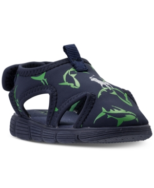 Polo Ralph Lauren Toddler Boys Tidal Water Shoes from Finish Line