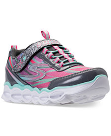 Skechers Little Girls' S Lights: Lumos Running Sneakers from Finish Line