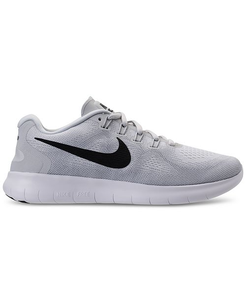 Nike Men s Free Run 2017 Running Sneakers from Finish Line - Finish ... d8a5cdc3d