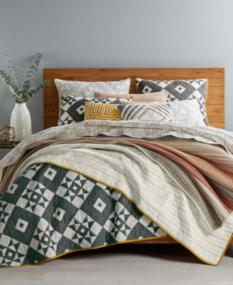 martha stewart collection western vibrations bedding collection created for macyu0027s