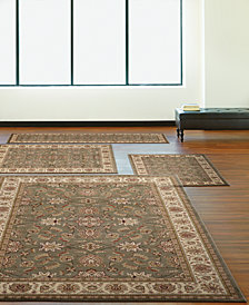 KM Home Florence Meshed 4-Pc. Rug Set