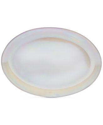 Coronado Pearl  Boxed Oval Platter