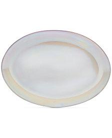 Mikasa Coronado Pearl  Boxed Oval Platter