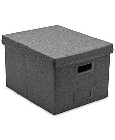 Poppin Large Collapsible Storage Box
