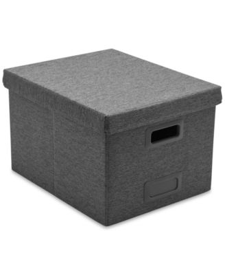 Large Collapsible Storage Box
