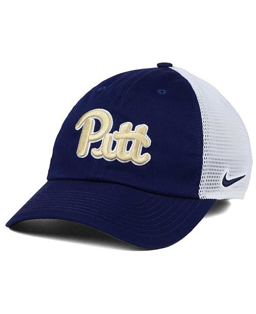 06a7acfb Nike Pittsburgh Panthers H86 Trucker Cap & Reviews - Sports Fan ...