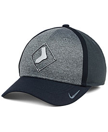 Nike Chicago White Sox Reflective Swooshflex Cap